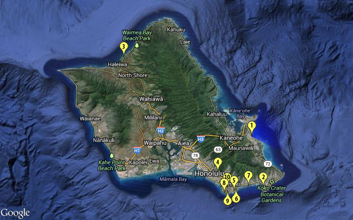 Top 10 most expensive homes on Oahu
