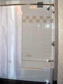 Tips for selling your home with Locations LLC. Bathroom upgrades.